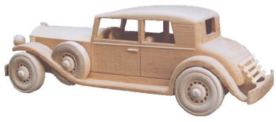 buick  woodworking plan