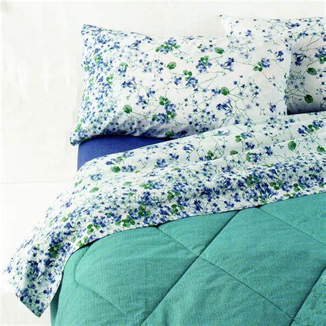 bassetti completo lenzuola matrimoniale bravo fiori  stefano biancheria  la casa  tende