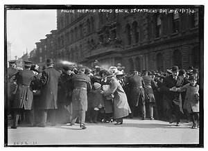 vintage photographs capture st s day parades in