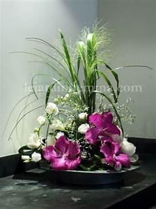 compositions florales originales sur lambesc idees With chambre bébé design avec composition de fleurs originales