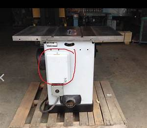 Swapping Unisaw Motor - Power Tools