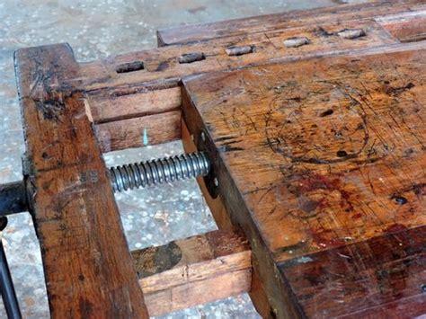 easy tail vise  texcaster  lumberjockscom