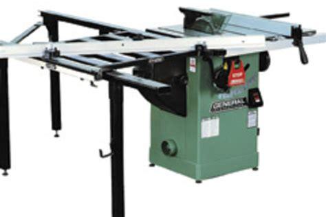 excalibur sliding table   redesign woodshop news