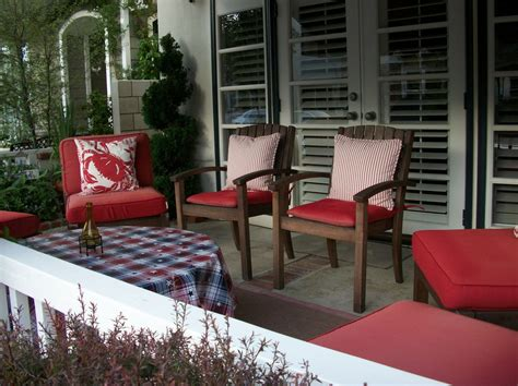 Outdoor Decorating Ideas For The July