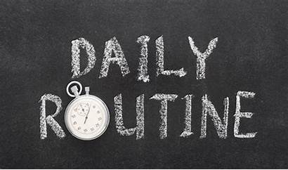 Routines Routine Daily