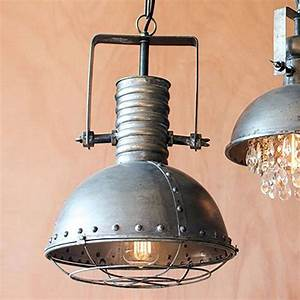 Photo of industrial style pendant lights fixtures