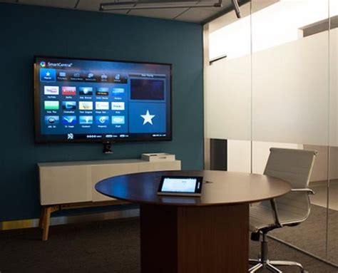 Viacom Conference Rooms   Presentation Products, Inc
