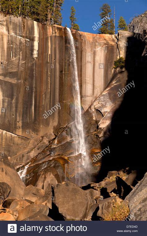 Vernal Falls Yosemite National Park California United
