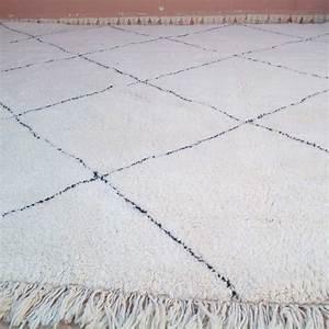 Grand Tapis Berbere : tapis berb re beni ouarain du maroc de 350 x 330 cm en ~ Teatrodelosmanantiales.com Idées de Décoration