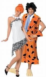 Dguisement Couple Wilma Et Fred Pierrafeu Dguisement