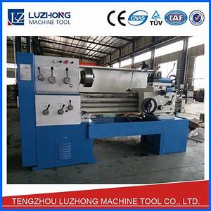 China C6240 Conventional Manual Engine Gap Bed Turning