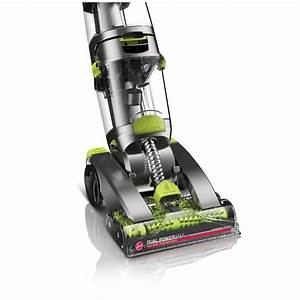 Hoover U00ae Dual Power Max Pet Carpet Cleaner