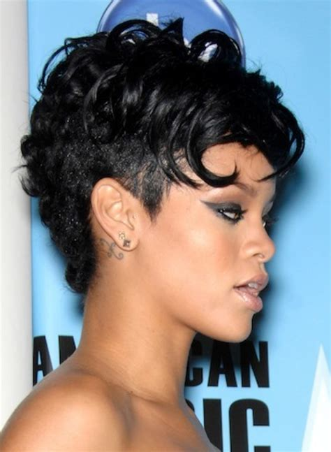 Black Short Haircuts Hairstyle for Women & girls A style