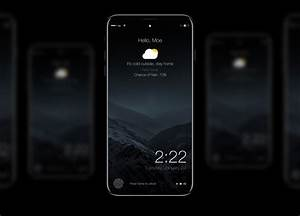 Fan-made iPhone 8 imagines how iOS 11's new 'Function Bar ...