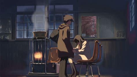 Anime Cinta Bertepuk Sebelah Tangan Review Anime Byōsoku 5 Centimeter 5 Sentimeter Per