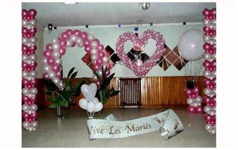 decoration chaise mariage decoration pour mariage pas cher