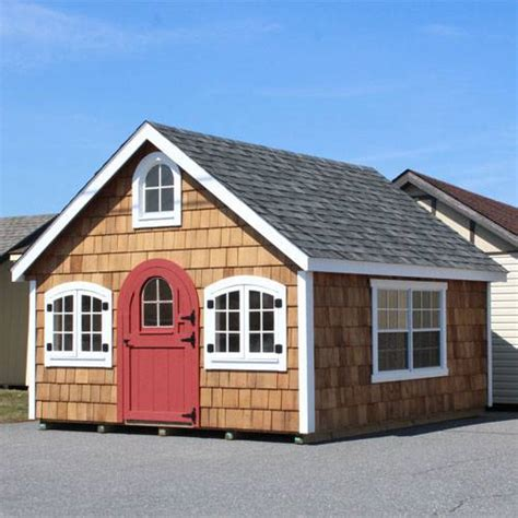 Amish Built Sheds In Pa by Top Quality Custom Amish Made Sheds From Lancaster Pa