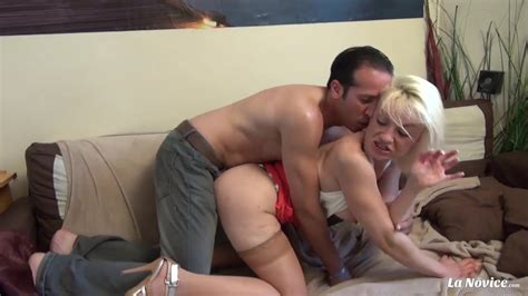 La Novice Pussy And Ass Fuck With Amateur French