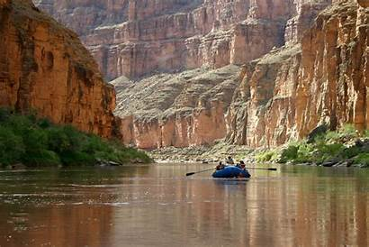 Canyon Grand River Permits Camping Rafting Magazine