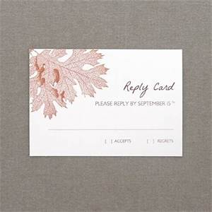 rsvp template fall leaves download print With wedding rsvp cards free download