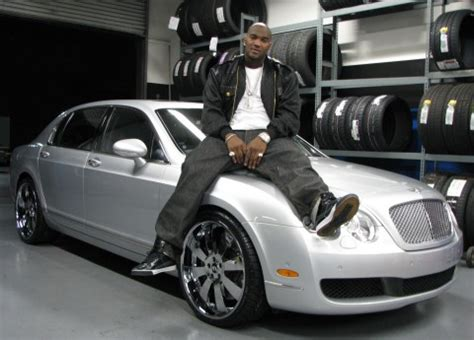 jamarcus russells bentley flying spur celebrity carz