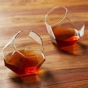 Verre A Whisky : coffret de 2 verres whisky diamant commentseruiner ~ Teatrodelosmanantiales.com Idées de Décoration