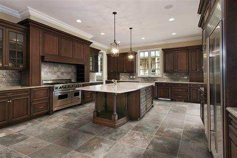 tile backsplashes for kitchens ideas kitchen floor tile ideas with oak cabinets blue design