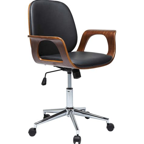 chaise design chaise de bureau contemporaine patron kare design