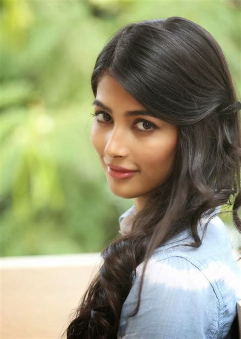 Pooja Hegde Latest Photo Gallery In Blue Jeans Hq Pics N