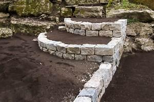 Was Ist Muschelkalk : natursteinmauern aus heimischen muschelkalk von dewald garten zaun ~ Markanthonyermac.com Haus und Dekorationen