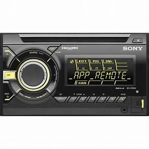 Sony Xplod Wx-gt80ui