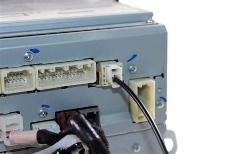 Wiring For In 2013 Rav4 Limited by 2014 2018 Toyota Rav4 Entune Premium Gps Navigation Radio