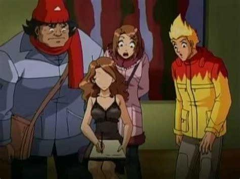 martin mystery season  episode  revenge