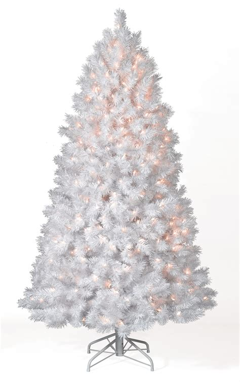 7 ft shimmering white tree tree market