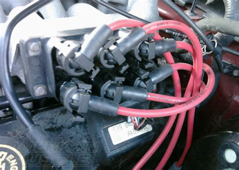 All About Mustang Spark Plugs Ignition Components