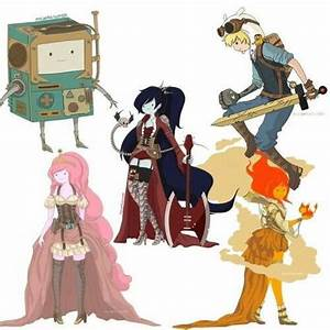 Steampunk Adventure Time | Adventure Time