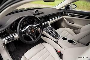 Porsche Panamera Turbo Gene Der Perfektion NewCarzde