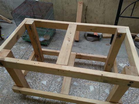 simple sturdy workbench ana white