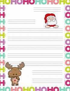 free coloring pages of writing santa paper With paper to write letter to santa