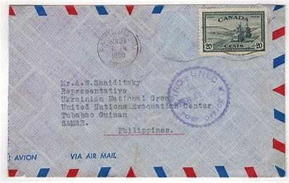 Letter Mail Philippine Philippines Stamp Address Air