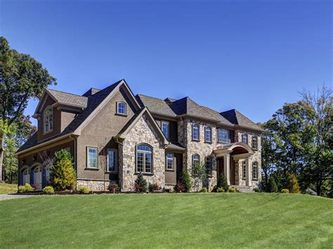 New Jersey Luxury New Homes