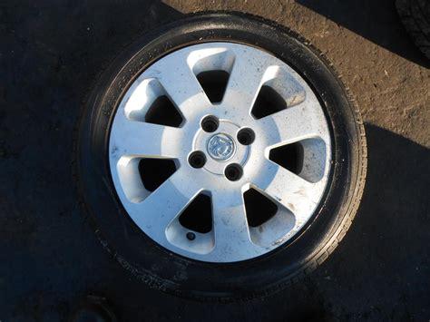 06 Sxi Alloy Wheels & Riken