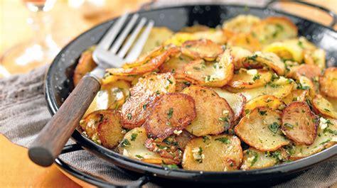 cuisine lyonnaise recettes recette traditionnelle pommes de terre sarladaises