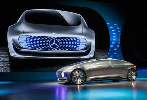 Mercedesbenz F 015 Selfdriving, Luxury Sedan Concept