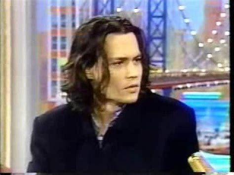 Johnny Depp Talks About Money Youtube