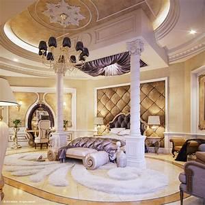 Luxury, U0026quot, Master, Bedroom, U0026quot, On, Behance