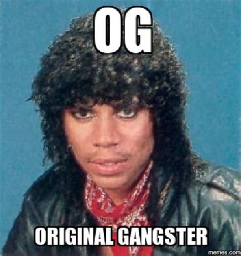 Gangster Meme - original gangster memes com