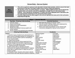Unit, Plan, Template, For, Secondary, Teachers, U2013, Printable, Schedule, Template