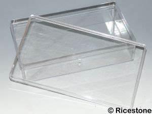 Boite A Bijoux Transparente : boite plastique pj201 1 rangement de collection bijoux min raux billes perle nacre m dailles ~ Teatrodelosmanantiales.com Idées de Décoration