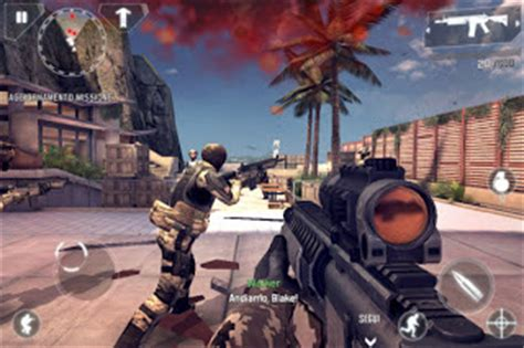 Download modern combat 2 mod apk revdl | Modern Combat 4 APK